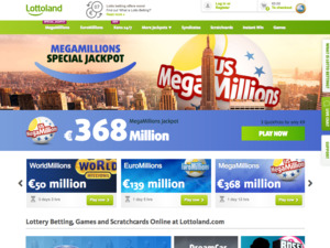 Play us lottery online review